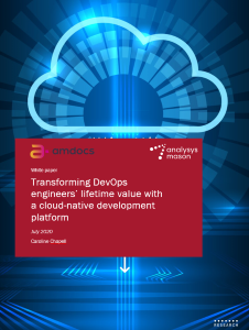 Transforming DevOps engineers' lifetime value with a cloud-native development platform