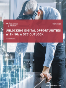 Unlocking digital opportunities with 5G: a GCC outlook
