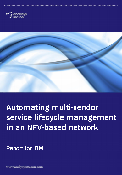 Automating multi-vendor service lifecycle management in an NFV